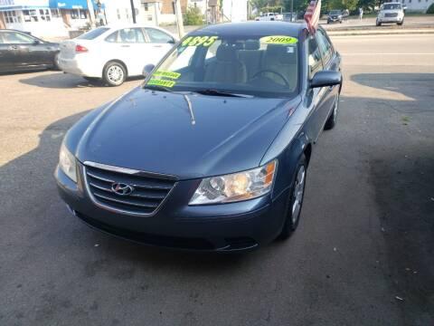 2009 Hyundai Sonata for sale at TC Auto Repair and Sales Inc in Abington MA