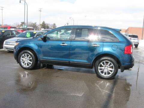 2011 Ford Edge for sale at MCQUISTON MOTORS in Wyandotte MI