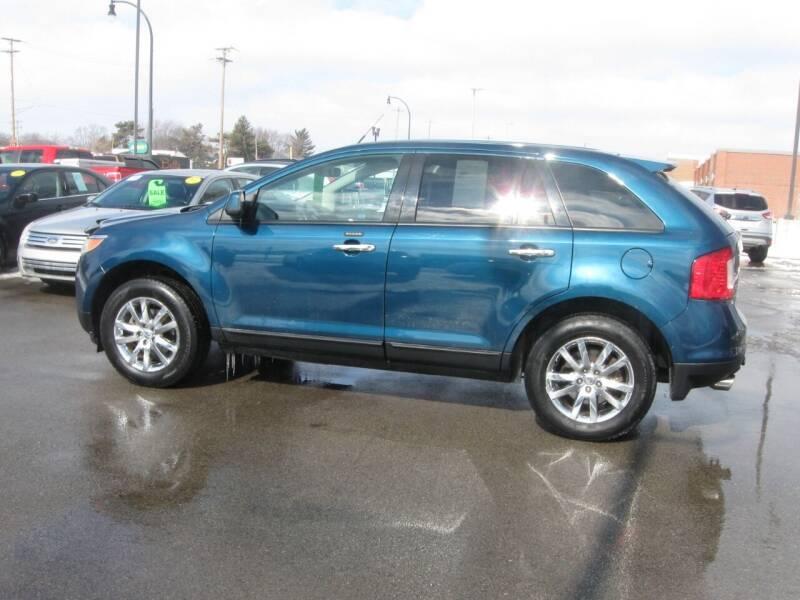 2011 Ford Edge for sale at MCQUISTON MOTORS in Wyandotte MI