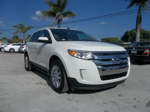 2013 Ford Edge for sale at DELRAY AUTO MALL in Delray Beach FL