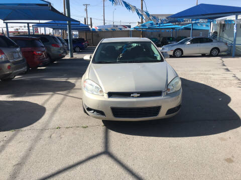 2010 Chevrolet Impala for sale at Autos Montes in Socorro TX
