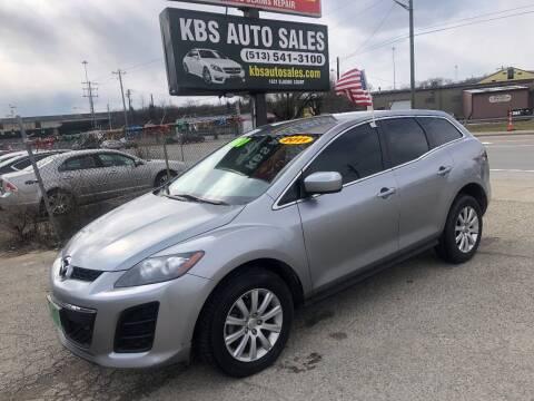 2011 Mazda CX-7 for sale at KBS Auto Sales in Cincinnati OH