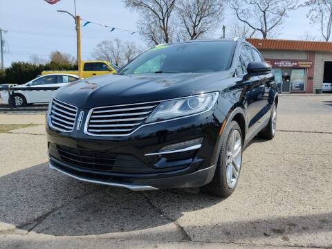 2017 Lincoln MKC for sale at Lamarina Auto Sales in Dearborn Heights MI