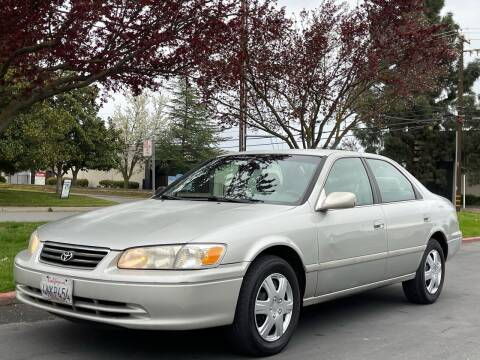 2000 Toyota Camry for sale at AutoAffari LLC in Sacramento CA
