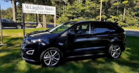 2018 Ford Edge for sale at McLaughlin Motorz in North Muskegon MI