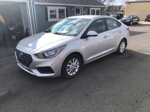 2018 Hyundai Accent for sale at Sharon Hill Auto Sales LLC in Sharon Hill PA