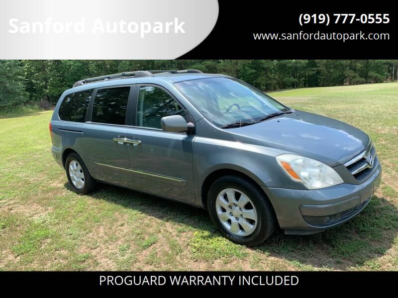 2007 Hyundai Entourage for sale at Sanford Autopark in Sanford NC