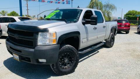 2010 Chevrolet Silverado 2500HD for sale at La Playita Auto Sales Tulare in Tulare CA