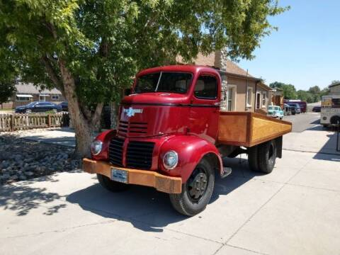1941 GMC Sierra 3500HD CC for sale at Classic Car Deals in Cadillac MI