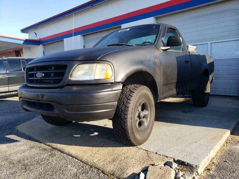 2002 Ford F-150 for sale at Americar in Virginia Beach VA