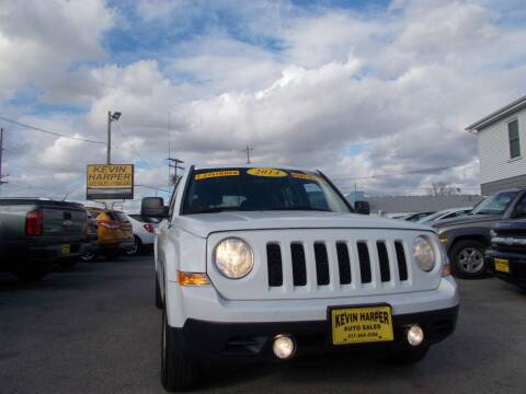 2014 Jeep Patriot for sale at Kevin Harper Auto Sales in Mount Zion IL