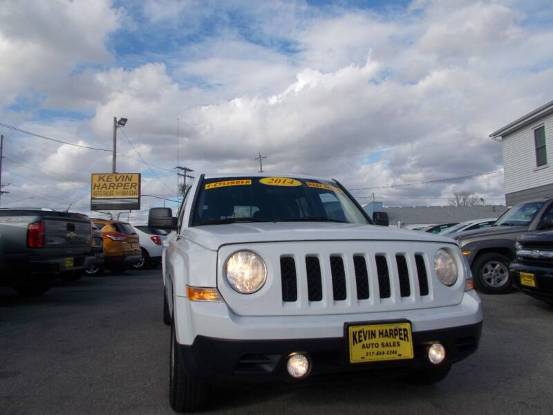 2014 Jeep Patriot for sale at Kevin Harper Auto Sales in Mount Zion IL