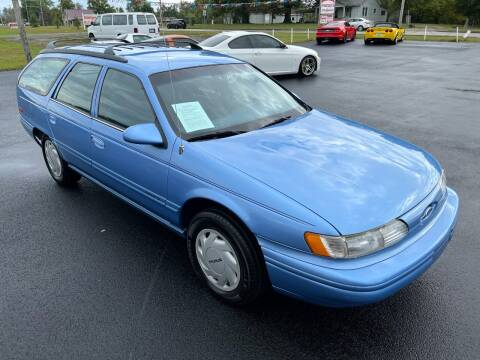 1994 Ford Taurus for sale at Hillside Motors in Jamestown KY