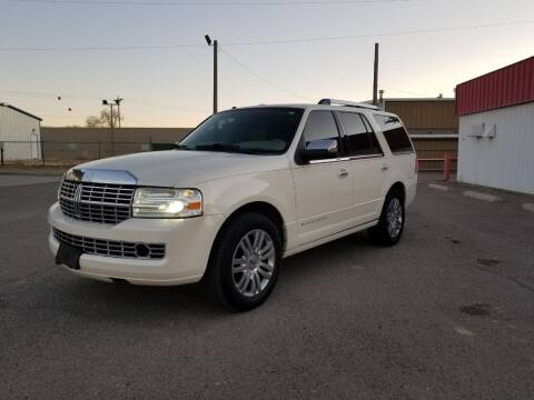 2007 Lincoln Navigator for sale at KHAN'S AUTO LLC in Worland WY