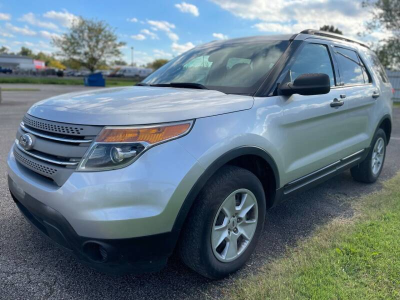 2012 Ford Explorer for sale at 5 STAR MOTORS 1 & 2 in Louisville KY