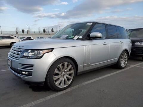 2014 Land Rover Range Rover for sale at DeluxeNJ.com in Linden NJ