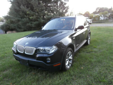 2009 BMW X3 for sale at JMS Motors in Lancaster PA