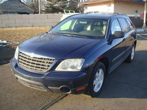 2006 Chrysler Pacifica for sale at MOTORAMA INC in Detroit MI