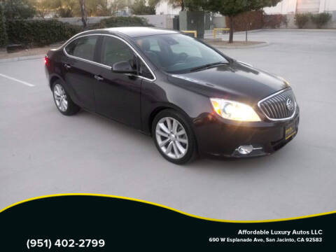 2014 Buick Verano for sale at Affordable Luxury Autos LLC in San Jacinto CA