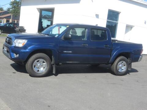2014 Toyota Tacoma for sale at Price Auto Sales 2 in Concord NH