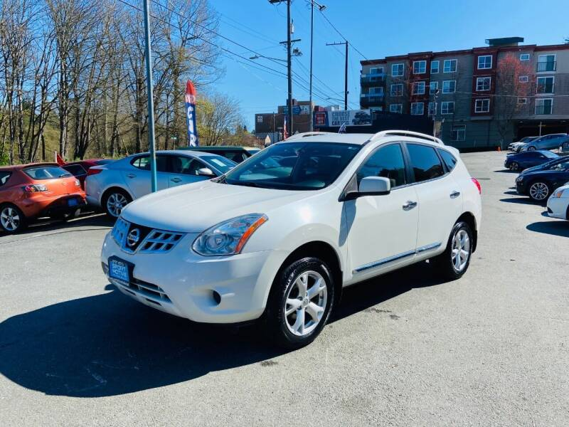 2011 Nissan Rogue for sale at Sport Motive Auto Sales in Seattle WA