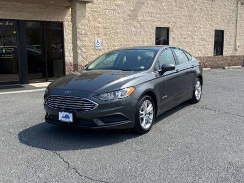 2018 Ford Fusion Hybrid for sale at Va Auto Sales in Harrisonburg VA