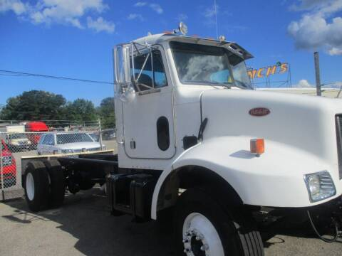 2004 Peterbilt TK 330 for sale at Lynch's Auto - Cycle - Truck Center - Trucks and Equipment in Brockton MA