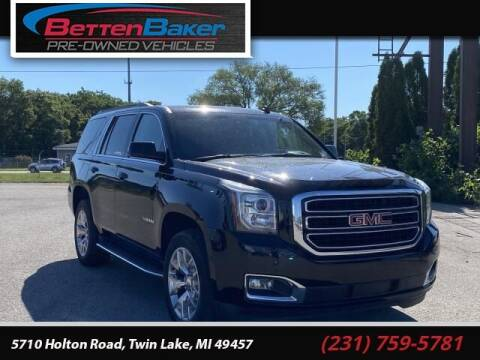 2015 GMC Yukon for sale at Betten Baker Preowned Center in Twin Lake MI