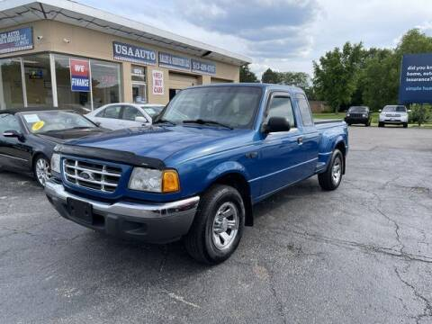 2001 Ford Ranger for sale at USA Auto Sales & Services, LLC in Mason OH