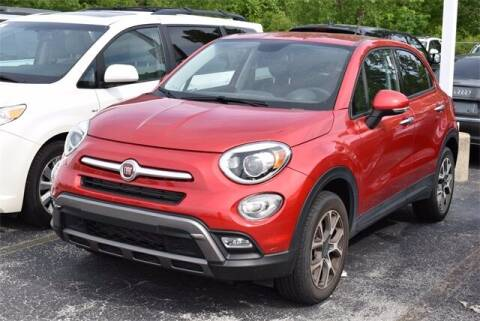 2016 FIAT 500X for sale at BOB ROHRMAN FORT WAYNE TOYOTA in Fort Wayne IN