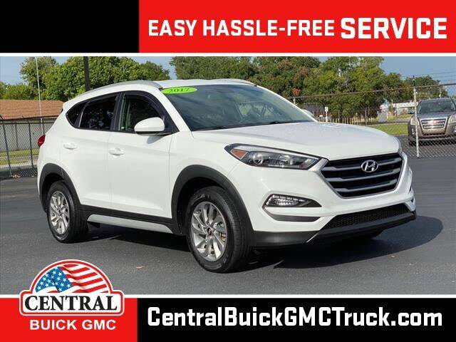 2017 Hyundai Tucson for sale at Central Buick GMC in Winter Haven FL