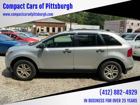 2011 Ford Edge for sale at Compact Cars of Pittsburgh in Pittsburgh PA