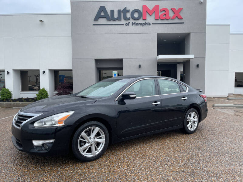 2014 Nissan Altima for sale at AutoMax of Memphis - Darrell James in Memphis TN