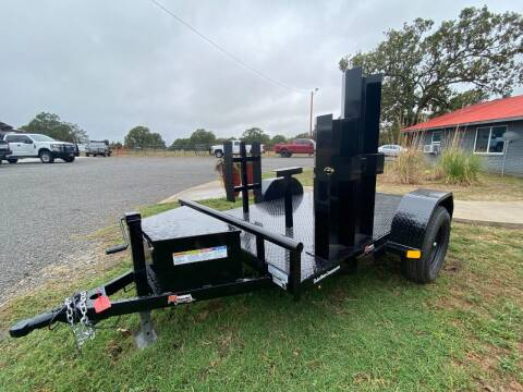 2022 HD 5'x8' Welding Trailer for sale at TINKER MOTOR COMPANY in Indianola OK