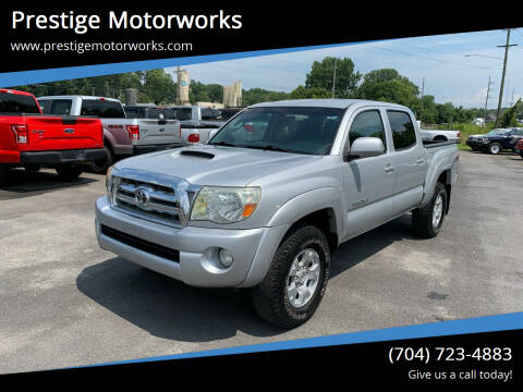 2006 Toyota Tacoma for sale at Prestige Motorworks in Concord NC