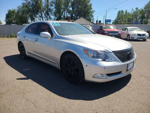 2008 Lexus LS 460 for sale at Universal Auto Sales in Salem OR