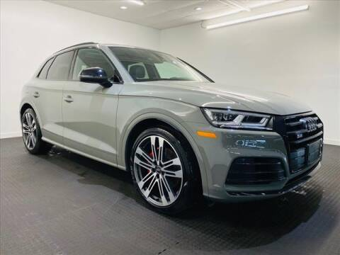 2020 Audi SQ5 for sale at Champagne Motor Car Company in Willimantic CT