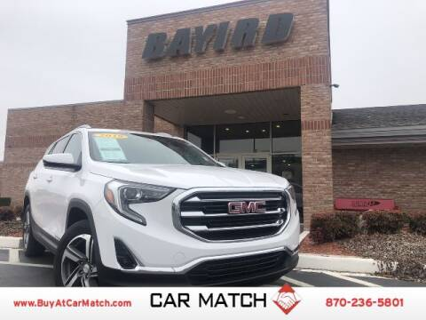 2019 GMC Terrain for sale at Bayird Truck Center in Paragould AR