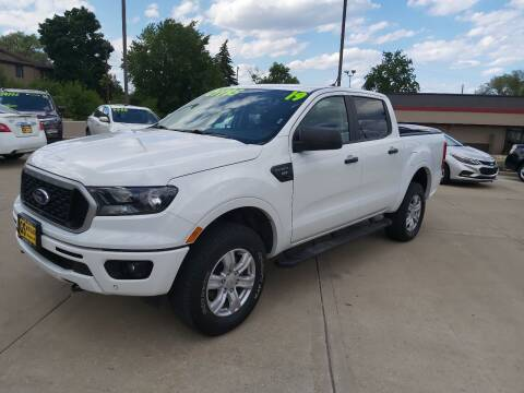 2019 Ford Ranger for sale at GS AUTO SALES INC in Milwaukee WI