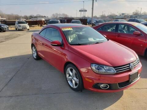 2012 Volkswagen Eos for sale at Concordia Auto Mart Inc in Concordia KS