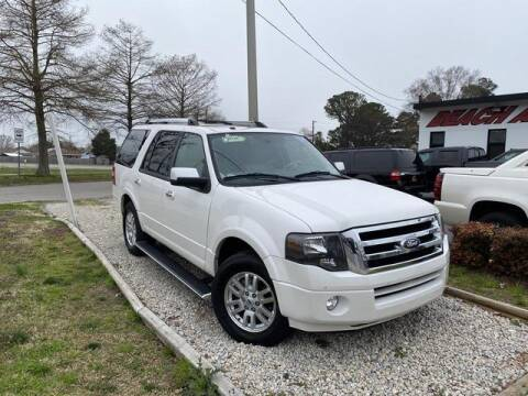 2014 Ford Expedition for sale at Beach Auto Brokers in Norfolk VA
