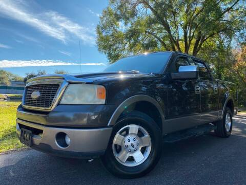 2006 Ford F-150 for sale at Powerhouse Automotive in Tampa FL
