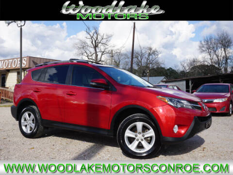 2014 Toyota RAV4 for sale at WOODLAKE MOTORS in Conroe TX