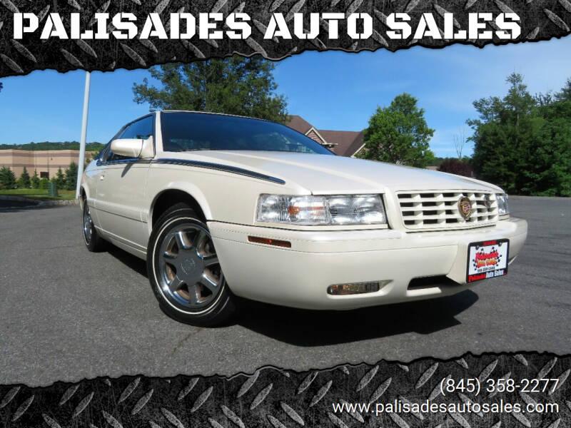 1999 Cadillac Eldorado for sale at PALISADES AUTO SALES in Nyack NY