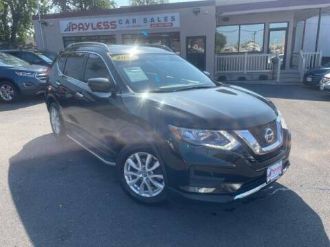 2017 Nissan Rogue for sale at Payless Car Sales of Linden in Linden NJ