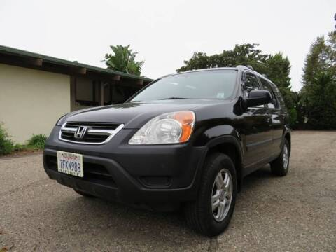 2003 Honda CR-V for sale at Santa Barbara Auto Connection in Goleta CA
