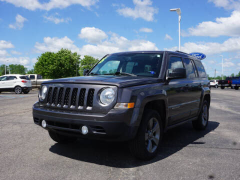 2015 Jeep Patriot for sale at FOWLERVILLE FORD in Fowlerville MI