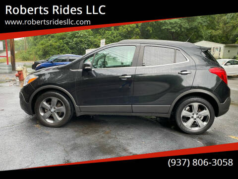 2014 Buick Encore for sale at Roberts Rides LLC in Franklin OH