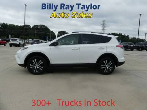 2017 Toyota RAV4 for sale at Billy Ray Taylor Auto Sales in Cullman AL
