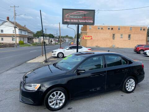2012 Volkswagen Jetta for sale at Fineline Auto Group LLC in Harrisburg PA